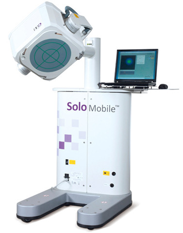 SoloMobile Gamma Camera from DDD